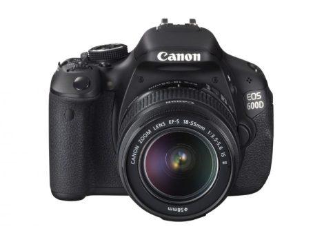 Canon EOS 600D + EF-S 18-55mm / 3.5-5.6 IS II + EF-S 55-250mm / 4.0-5.6 IS II