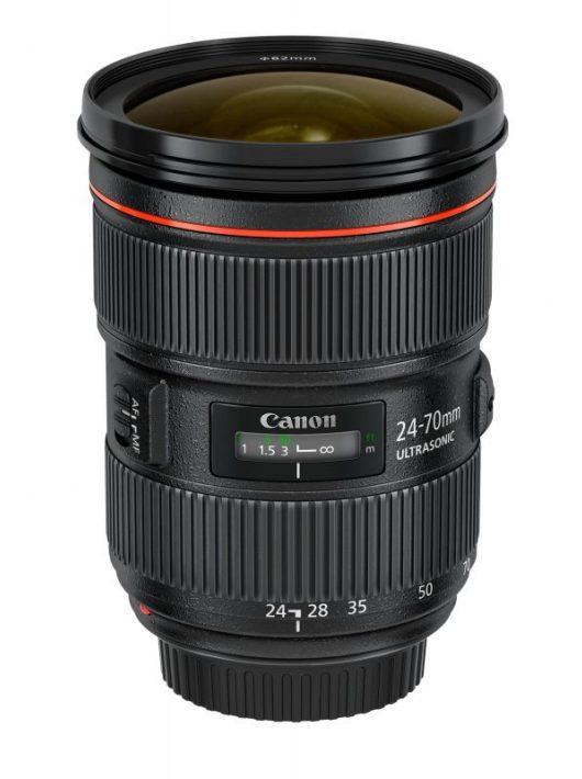 Canon EF 24-70mm / 2.8 L USM mark II (5175B005)