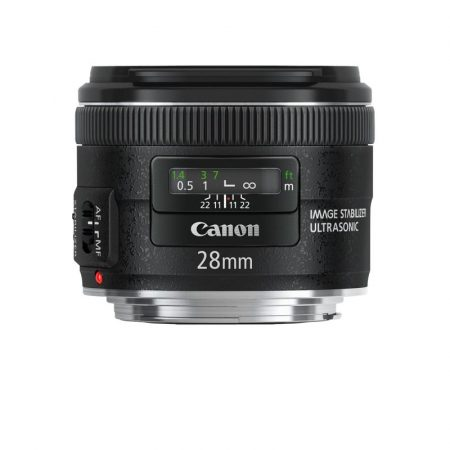 Canon EF 28mm / 2.8 IS USM