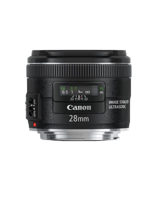 Canon EF 28mm / 2.8 IS USM (5179B005)
