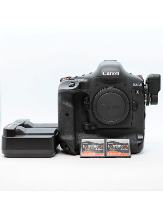 Canon EOS 1Dx váz + Canon GP-E1 - HASZNÁLT