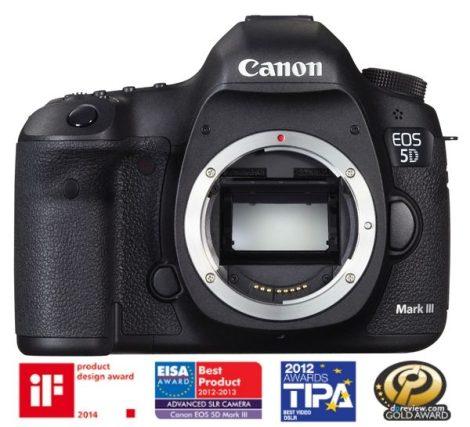 Canon EOS 5D mark III váz