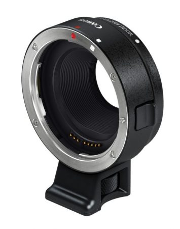 Canon EF-EOS M Lens Adapter for Canon EF / EF-S Lenses