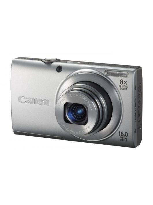 Canon PowerShot A4000is (4 színben) (ezüst)