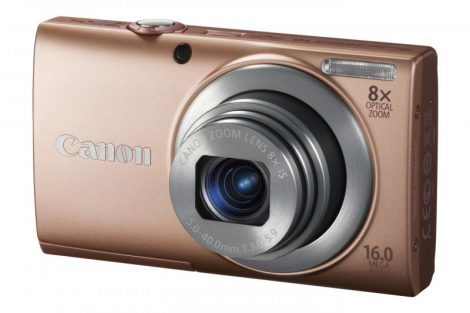 Canon PowerShot A4000is (4 színben) (rózsaszín)