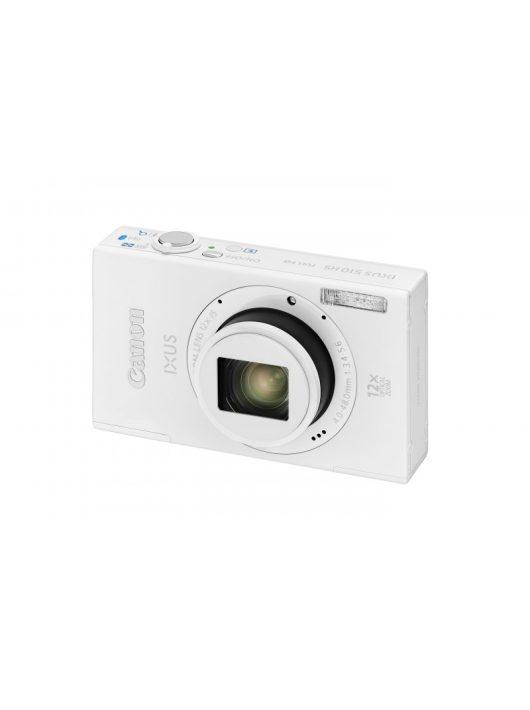 Canon Ixus 510HS (Wi-Fi) (2 színben) (fehér)