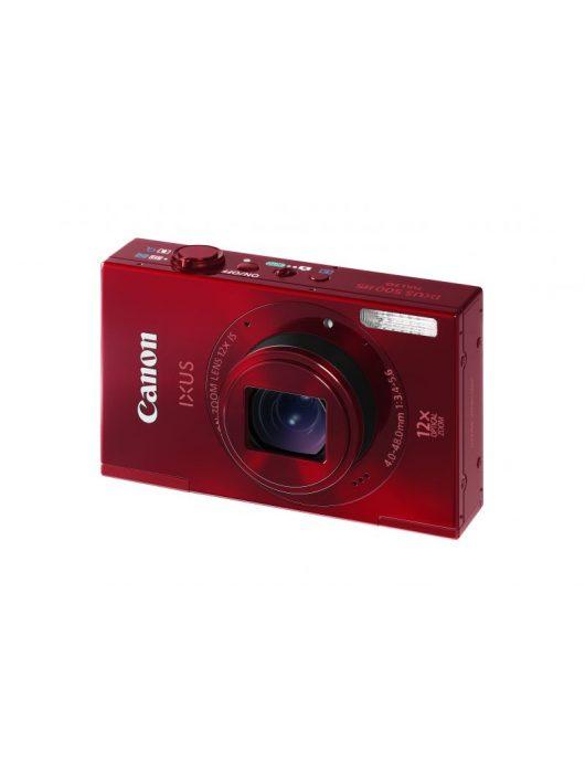 Canon Ixus 500HS (3 színben) (piros)