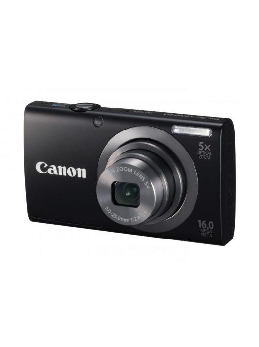 Canon PowerShot A2300 (4 színben) (fekete)