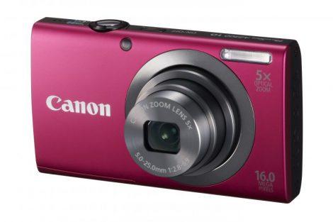Canon PowerShot A2300 (4 színben) (piros)