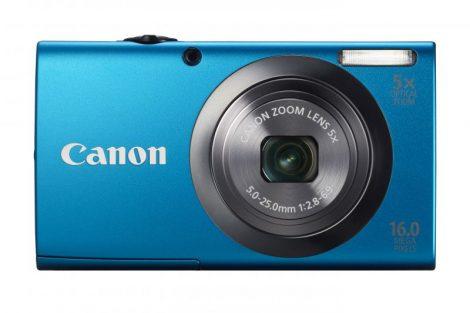 Canon PowerShot A2300 (4 színben) (kék)