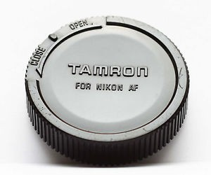 Tamron Rear  Cap for Nikon AF-mount