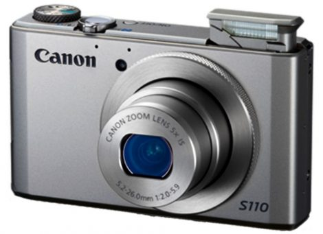 Canon PowerShot S110 (WiFi) (2 Farben) (weiß)