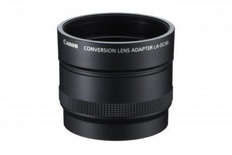 Canon LA-DC58L objektívadapter