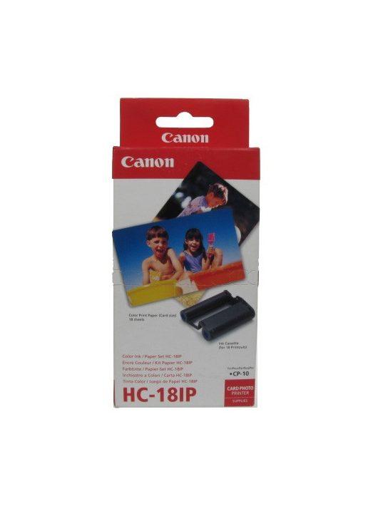 Canon HC-18IP papír és festék csomag