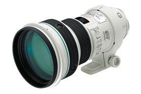 Canon EF 400mm / 4.0 DO IS USM