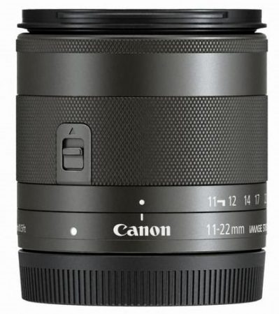 Canon EF-M 11-22mm /4-5.6 IS STM
