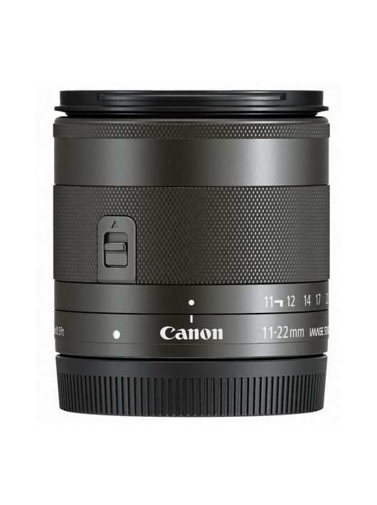 Canon EF-M 11-22mm / 4-5.6 IS STM (7568B005)