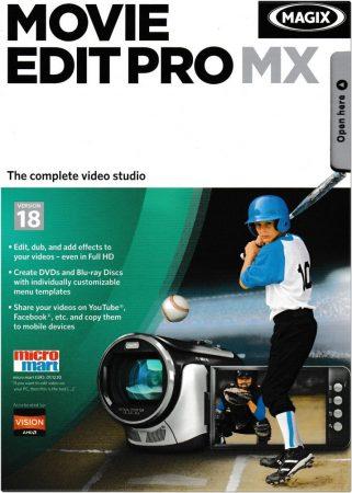MAGIX Movie Edit Pro MX