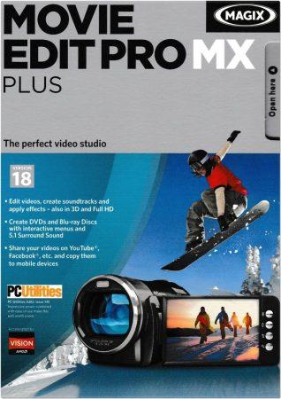 MAGIX Movie Edit Pro MX Plus