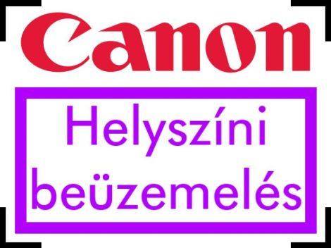 Canon Easy Service Plan szolgáltatás i-SENSYS készülékekhez (ÜZEMBE HELYEZÉS)