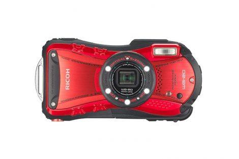 Ricoh WG-20 (piros)