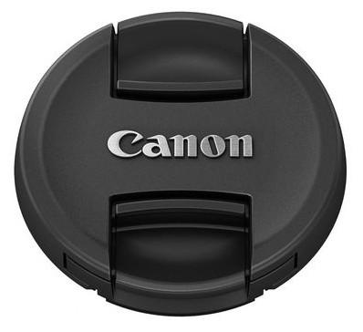 Canon E-55 objektív sapka