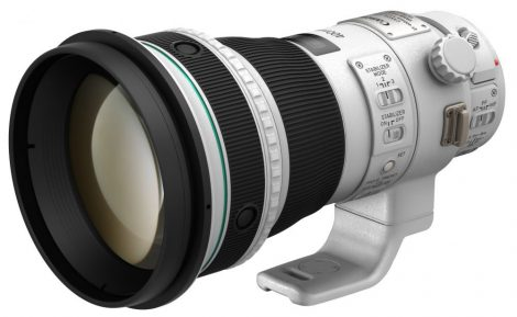 Canon EF 400mm / 4 DO IS USM mark II
