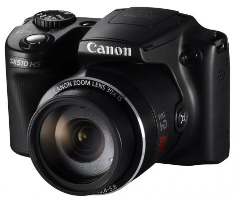 Canon PowerShot SX510HS (Wi-Fi)