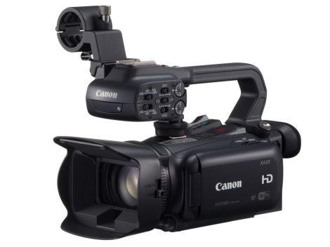 Canon XA20 Professzionális videokamera