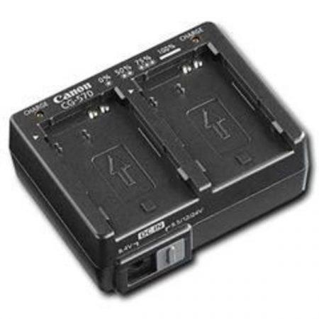 Canon CG-570 akkumulátor töltő