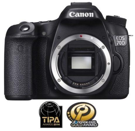 Canon EOS 70D váz