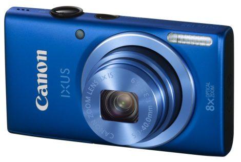 Canon IXUS 132 (4 színben) (kék)