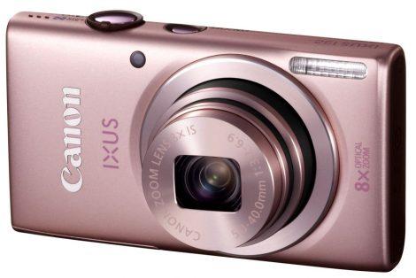 Canon IXUS 132 (4 színben) (rózsaszín)