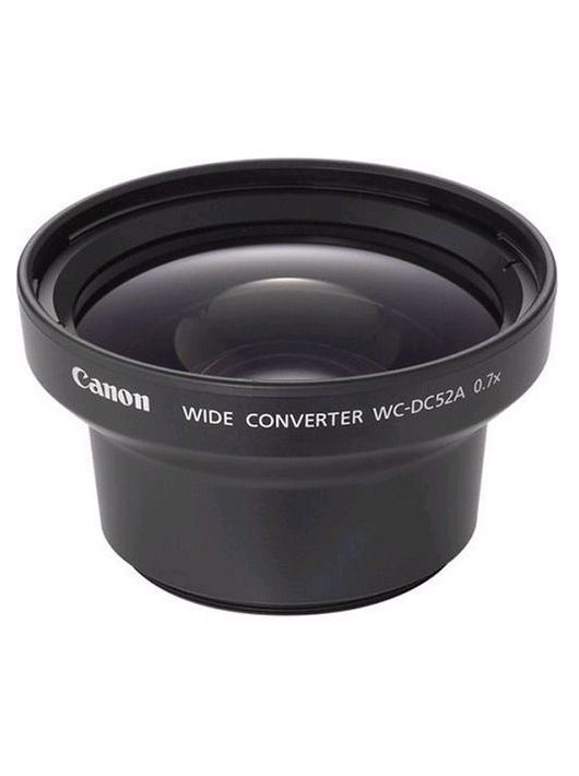 Canon WC-DC52A (wide)