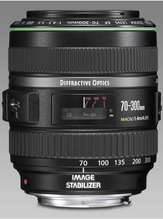 Canon EF 70-300mm / 4.5-5.6 DO IS USM