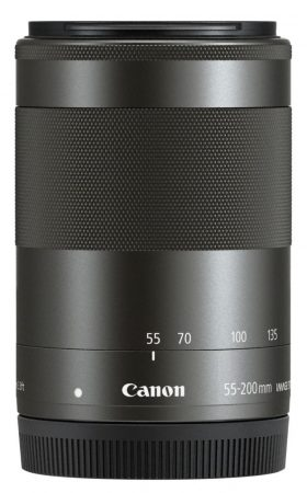 Canon EF-M 55-200mm / 4.5-6.3 IS STM