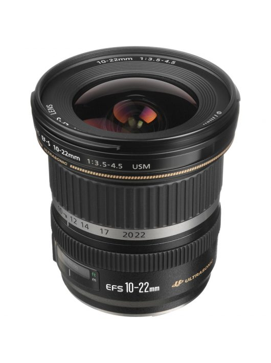 Canon EF-S 10-22mm / 3.5-4.5 USM