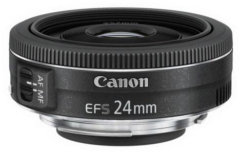 Canon EF-S 24mm / 2.8 STM