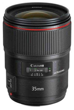 Canon EF 35mm / 1.4 L USM mark II