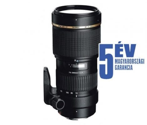Tamron SP AF 70-200mm / 2.8 Di LD (IF) (Canon)