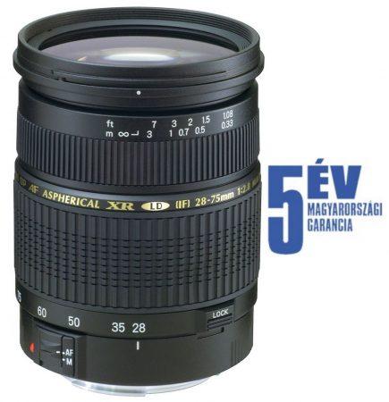 Tamron SP AF 28-75mm / 2.8 Di XR LD (Sony)