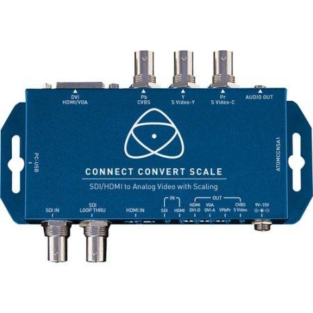 Atomos Connect Scale SDI/HDMI to Analog (ATOMCCNSA1)