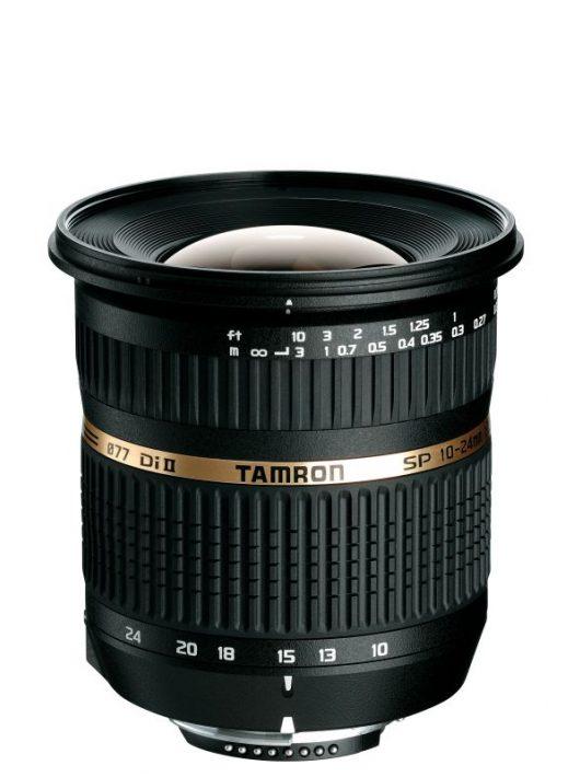 Tamron SP AF 10-24mm /3,5-4,5 Di II LD Asp. - Pentax bajonettes