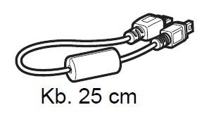 Canon USB kábel - 25cm