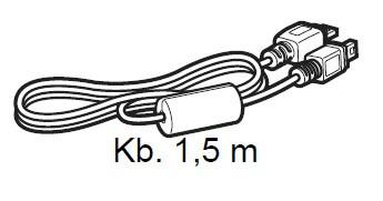 Canon USB kábel - 150cm