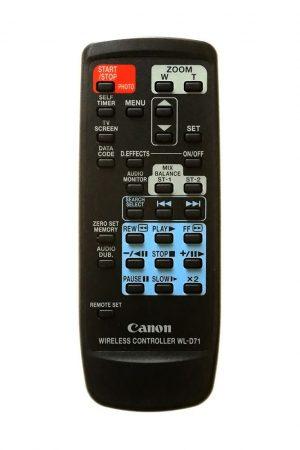 Canon WL-D71E távirányító
