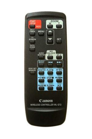 Canon WL-D72E távirányító