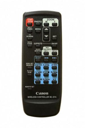 Canon WL-D74E távirányító