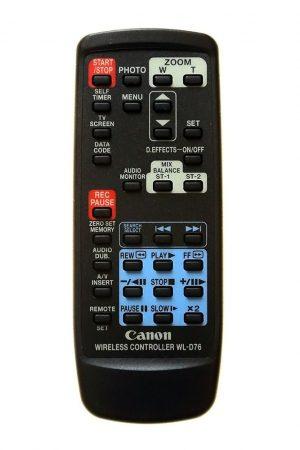 Canon WL-D76A távirányító
