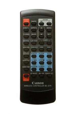 Canon WL-D79A távirányító